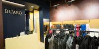 Открылся первый магазин ТМ BUARO в России