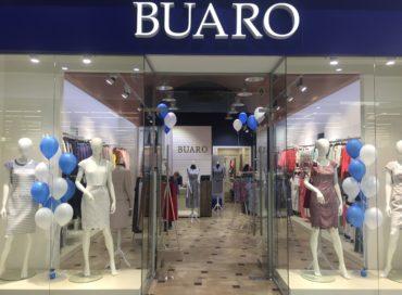 Новый магазин BUARO